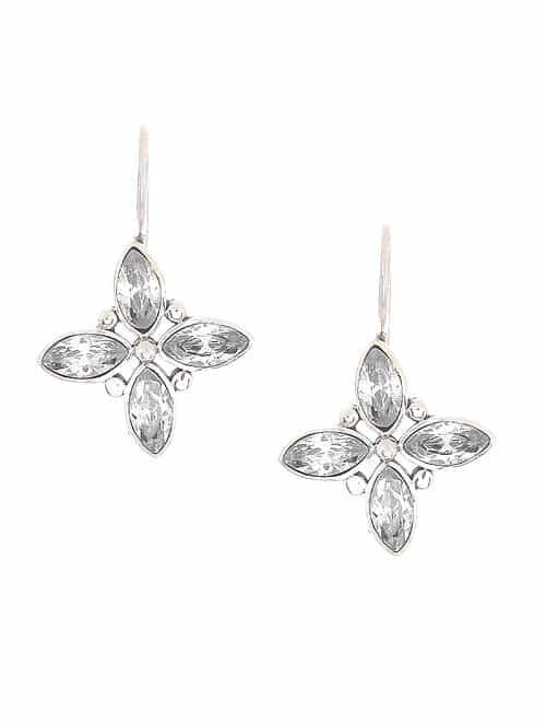 Classic Silver Earrings