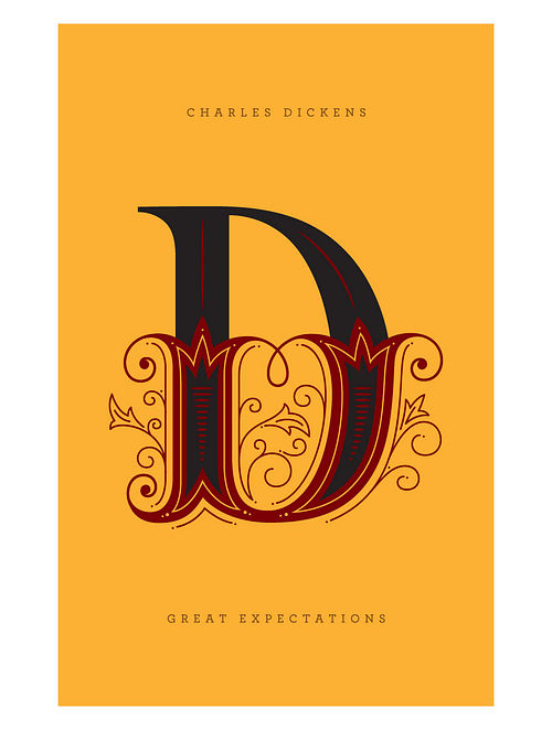 Great Expectations By Charles Dickens [Hardcover]