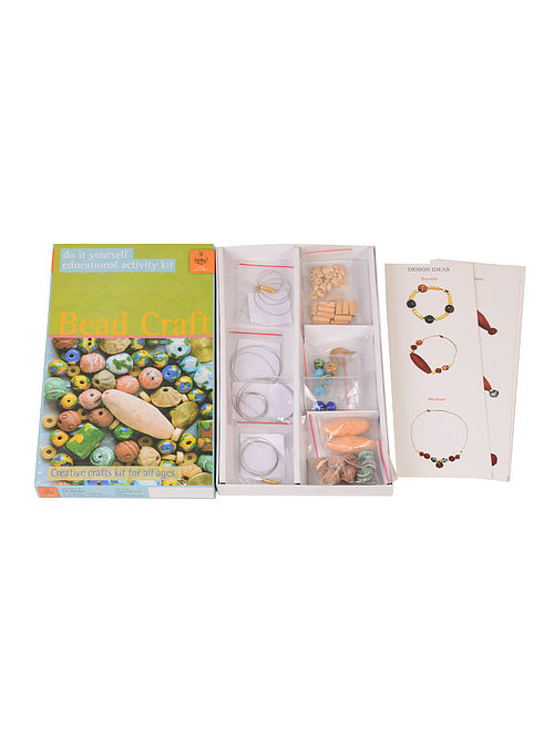 DIY Indian Bead Craft Kit