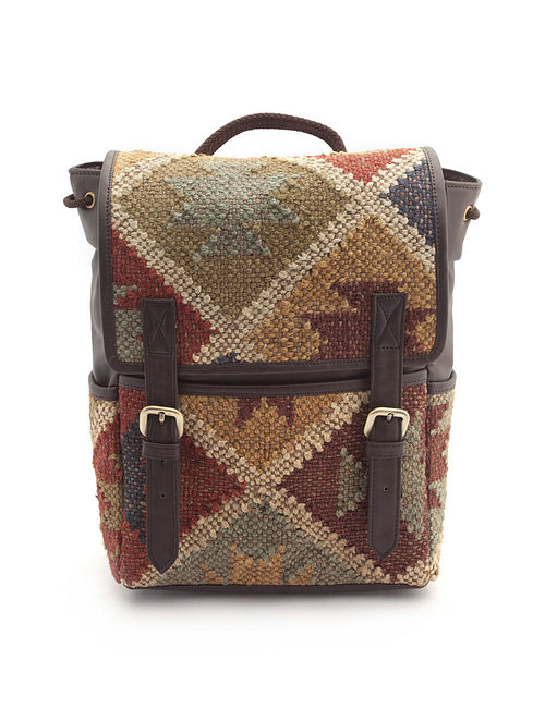Kilim Athena Backpack