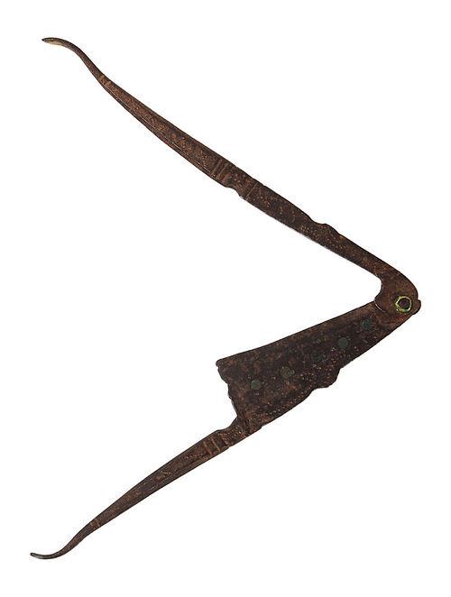 Buy 19th Century Iron Betel Nut Cutter (Sarota) Online at Jaypore com