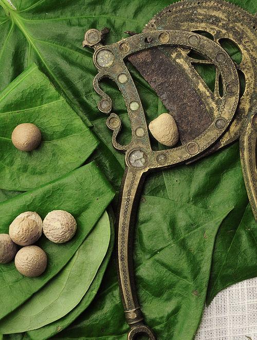 Buy 19th Century Brass Betel Nut Cutter Sarota Online At Jayporecom