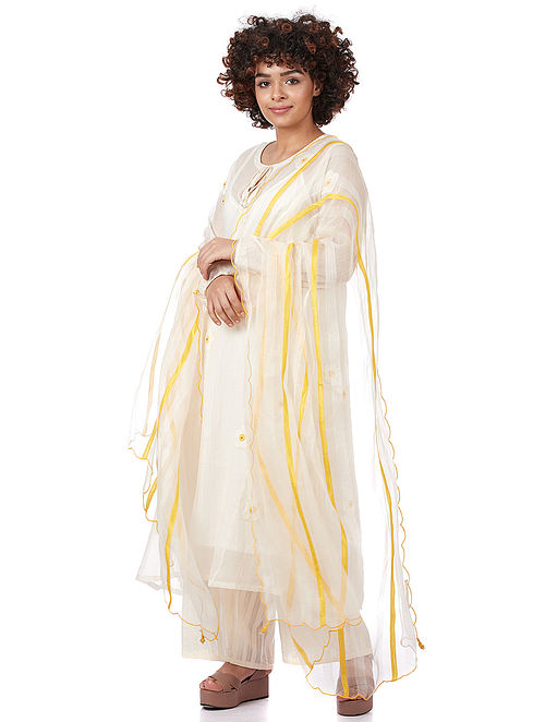Natural Silk Dupatta