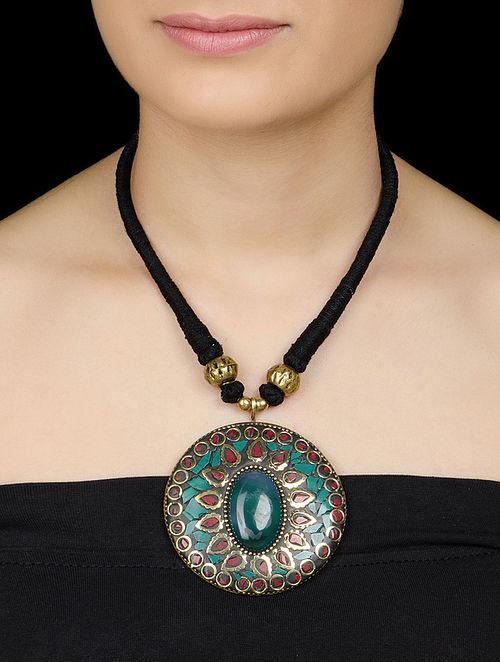 Multicolor Gypsy Necklace by Silverholic