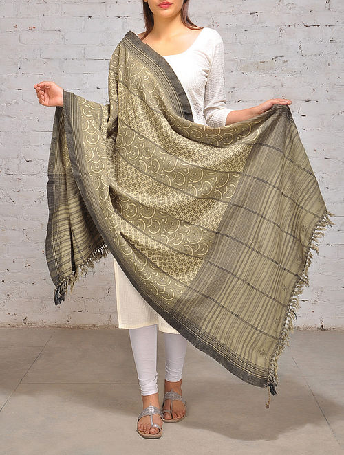 09144ab066092 Ajrakh Kala Cotton Stole Apparel, Jewelry, Accessories, And More