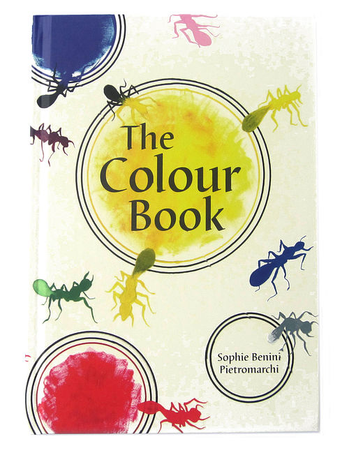 The Colour Book By Sophie Benini Pietromarchi [Paperback]