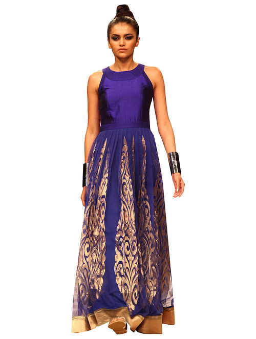 Buy Brocade Baroness Gown by Anita Dongre Online at Jaypore.com