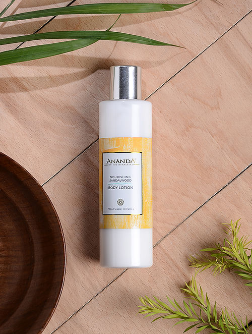 Sandalwood Nourishing Body Lotion - 200 ml