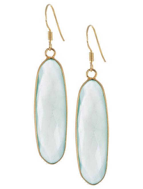 Buy Chalcedony Silver Earrings by Aurora Online at Jayporecom : aurjwj000100801 12 from www.jaypore.com size 500 x 662 jpeg 26kB