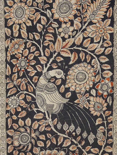 Limited Edition Tree Of Life Kalamkari Wall Art By Bina Ramani Part 97