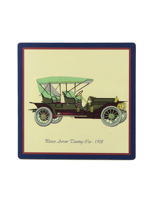 Couring | Buy Mdf Pierce Arrow Couring Car Trivet 8in X 8in Online At Jaypore Com