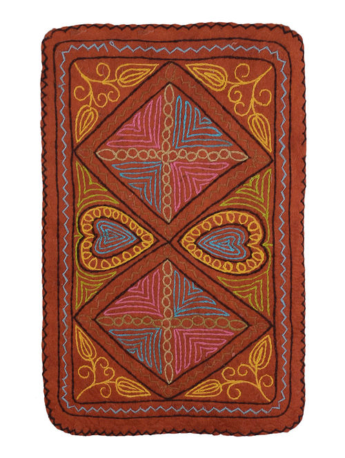 Namda Square Rug 32in x 21.5in
