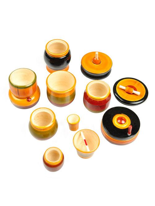 Buy Miniature Kitchen Set Online At Jaypore Com