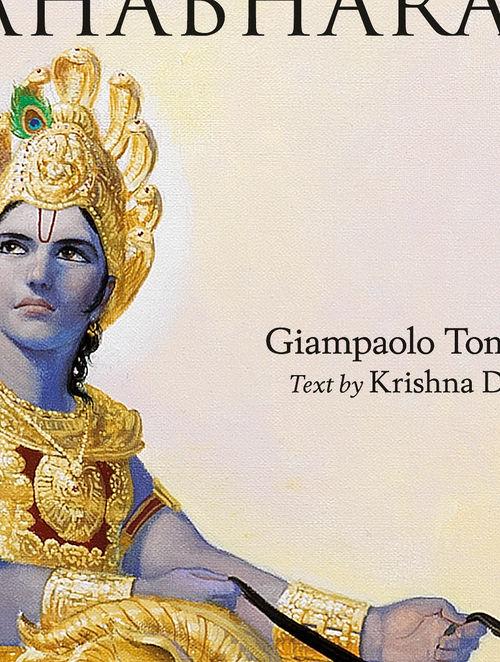 Mahabharata Giampaolo Tomassetti And Krishna Dharma Indian Art Series