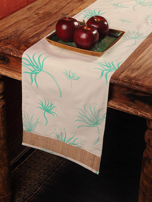 Rain Dance Table Runner 54in x 12in
