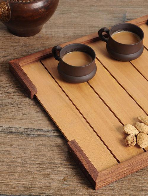 Tea Platter-Large 12in x 12in x 0.6in