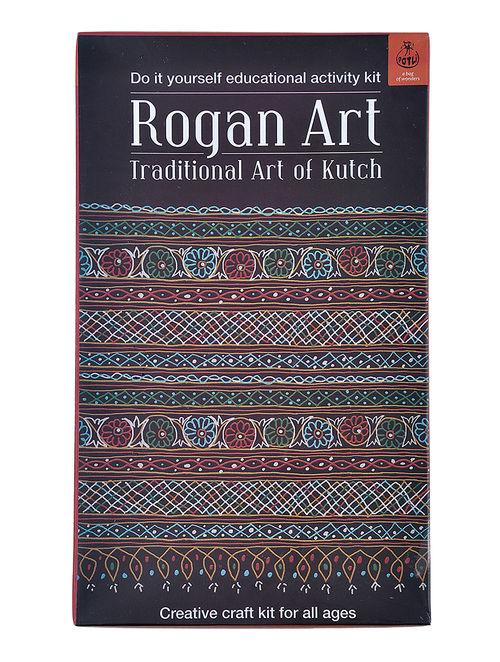 Buy diy educational kit traditional rogan art of kutch online at diy educational kit traditional rogan art of kutch solutioingenieria Image collections
