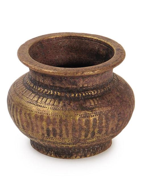 Buy 19th Century Brass Water Pot Lota Online At Jaypore Com