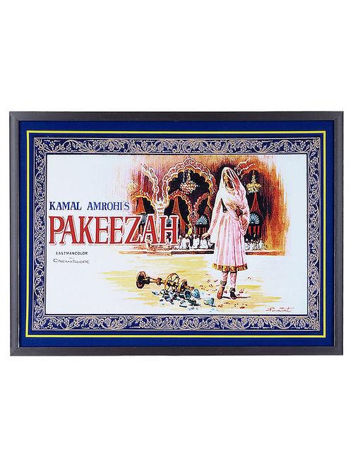 Buy Pakeezah Framed Movie Poster Online At Jaypore Com