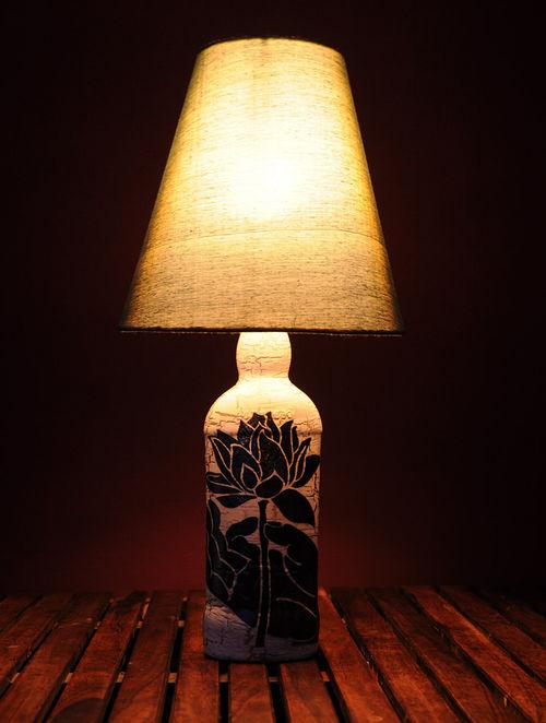 Buy lotus lamp shade online at jaypore lotus lamp shade aloadofball Image collections