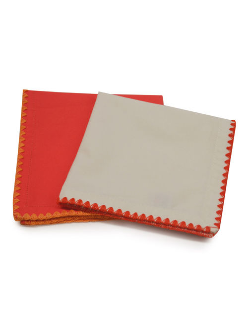 Cocktail Napkin-Set of 6 by YAMINI