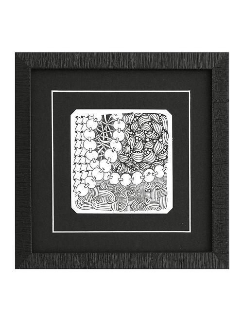 Buy Tangled Beads Framed Artwork Online At Jaypore Com