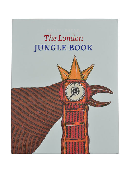 Buy The London Jungle Book By Bhajju Shyam Hard Cover