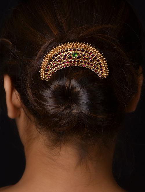 Buy Chandran Hair Accessory Online at Jayporecom : temjwnkmcnajp12 13 from www.jaypore.com size 500 x 662 jpeg 53kB