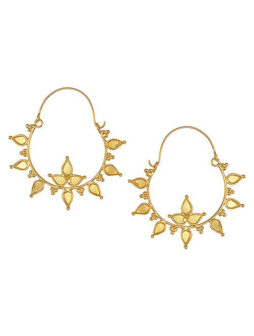Buy Gold Tone Small Silver Bali Online At Jaypore Com