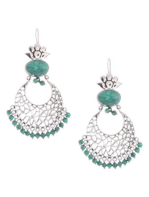 silver com classic with online buy at motif earrings jaypore floral