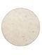 White Marble Baradari Cheese Platter (Dia - 12in)