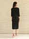 ADRIMA - Black Cotton Dobby Kurta with pockets