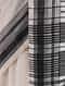 Ivory-Black Handwoven Bhujodi Cotton Saree