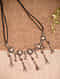 Vintage Afghan Silver Choker Necklace
