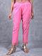 Ambuj Blush Pink Embroidered Mul Pants