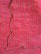 Fuschia Zari Trimmed Chanderi Tissue Dupatta with Scallop Details