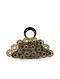 Gold Handcrafted Brass Clutch
