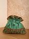 Sea Green Handcrafted Silk Potli