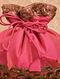 Pink Handcrafted Silk Potli