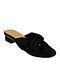 Black Handcrafted Box Heels