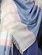 Multicolor Handloom Cotton Silk Stole