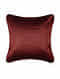 Garden of The East Salmon Silk Cushion Cover (19.5in x 19.5in)