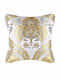 Garden of The East Golden Silk Cushion Cover (20in x 19.5in)