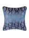 Chimera Blue Silk Cushion Cover (20in x 20in)