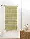 Pastel Green Cotton Bath Towel (62in x 30in)