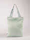 Green Poly Dupion Silk Tote Bag