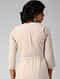 Beige Chikankari Embroidered Cotton Jacket