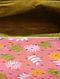 Peach hand Embroidered Parsi Work Batuwa Sling