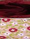 Pink Hand Emboidered Parsi Work Batuwa Sling