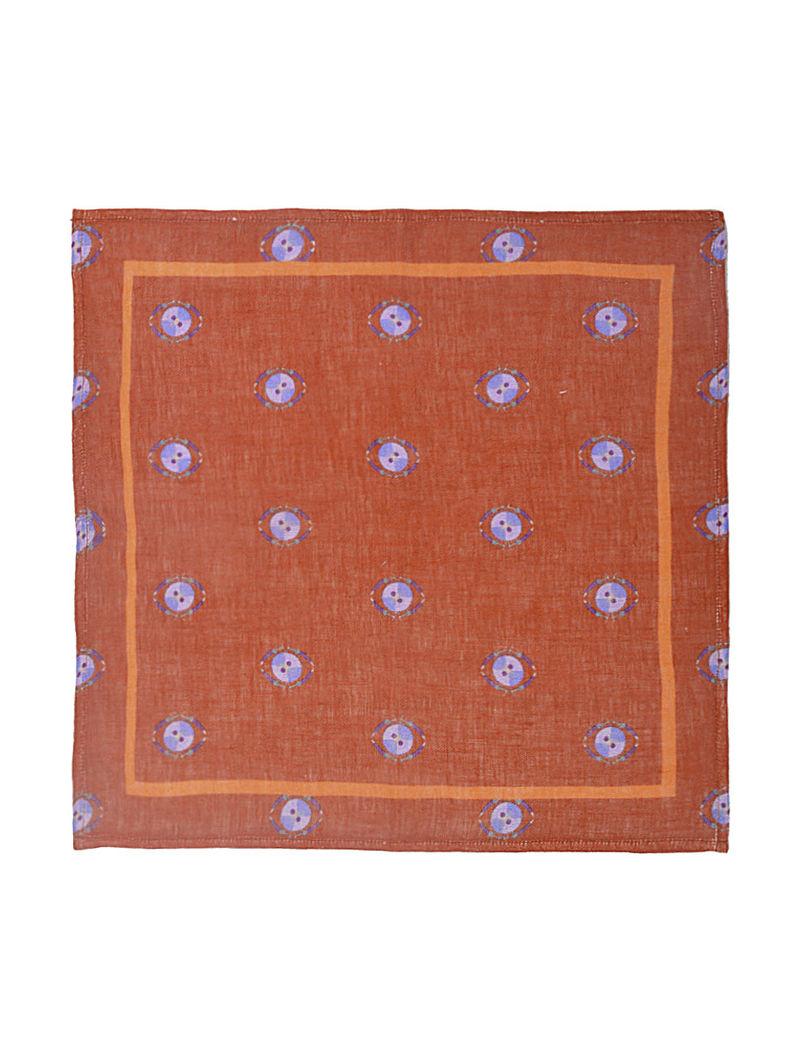 handkerchief elegant Indian organic handwoven cotton pocket square